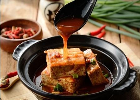 台灣加油!防疫免運組!七包麻辣臭豆腐,在家也能享受美食
